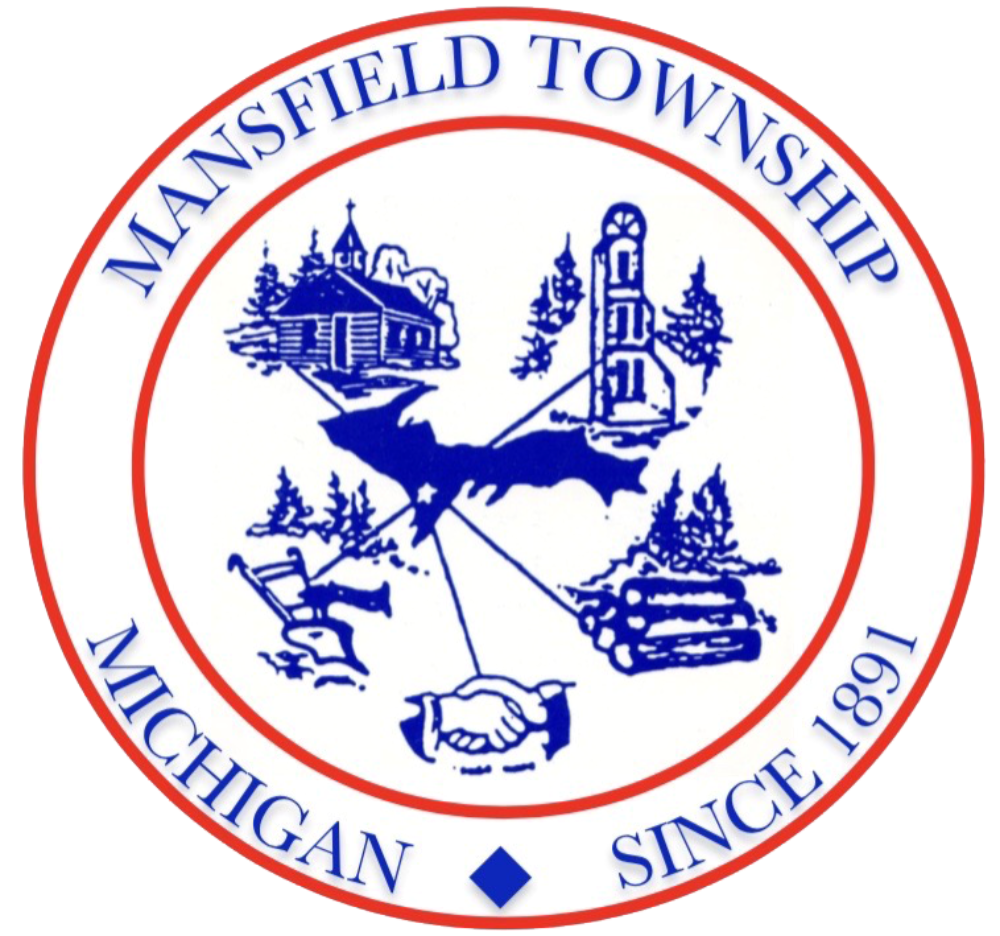 Mansfield Township in Iron County Michigan